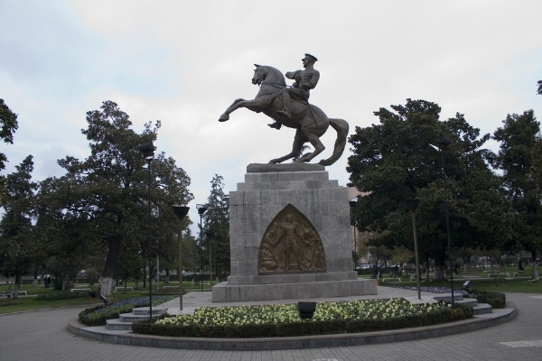 samsun atatürk anıtı